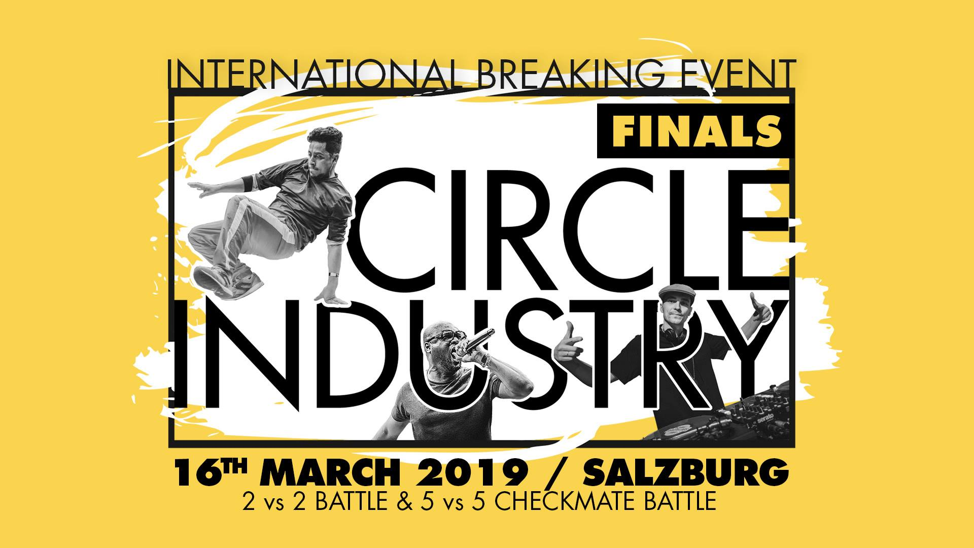 Circle Industry Final on March 16 2019