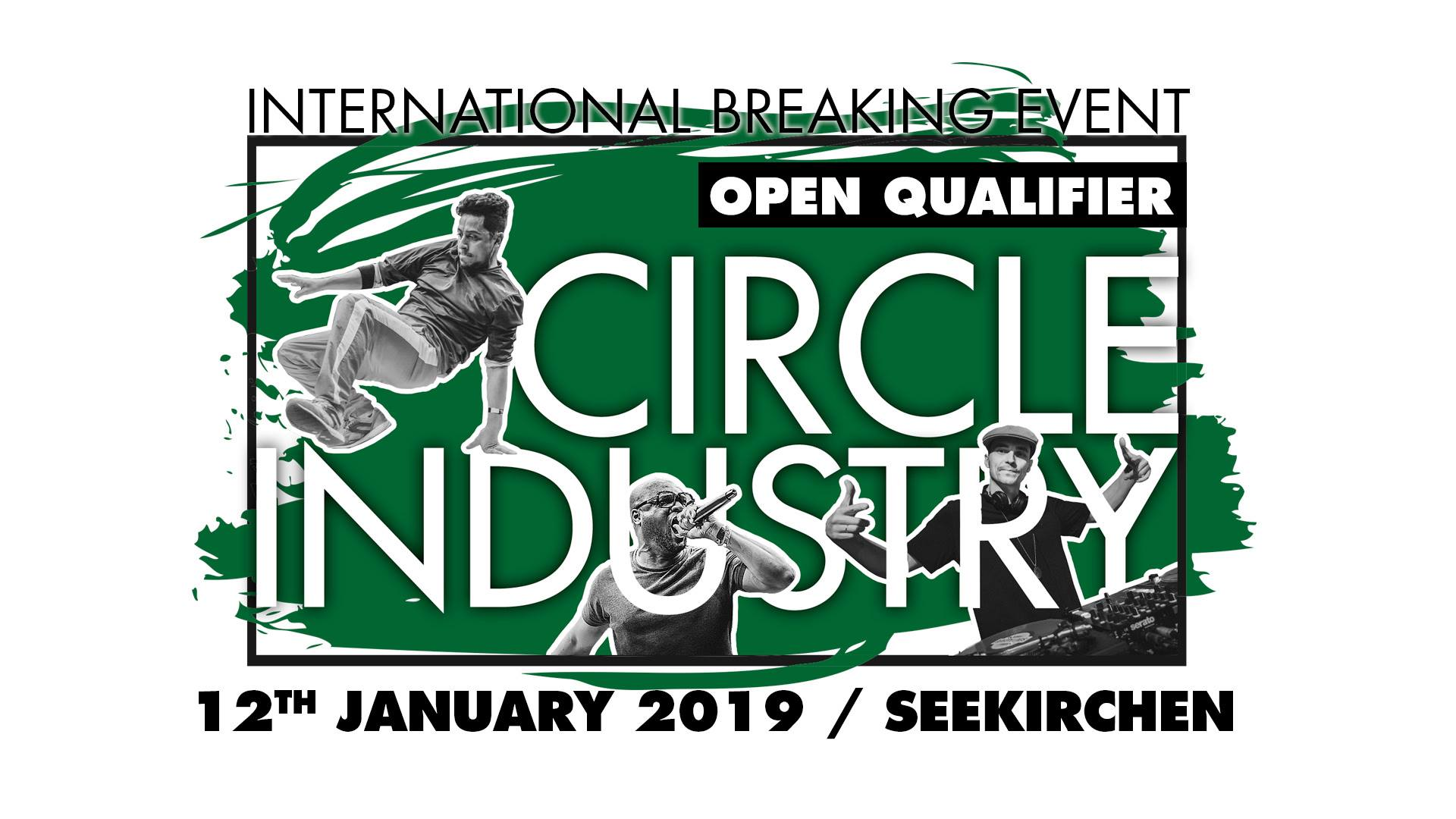 Circle Industry Open Qualifier - January 12 2019