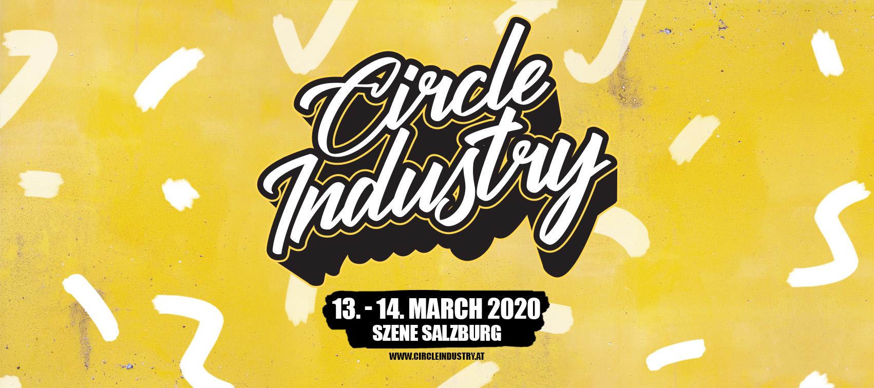 Circle Industry 2020 Finals Header