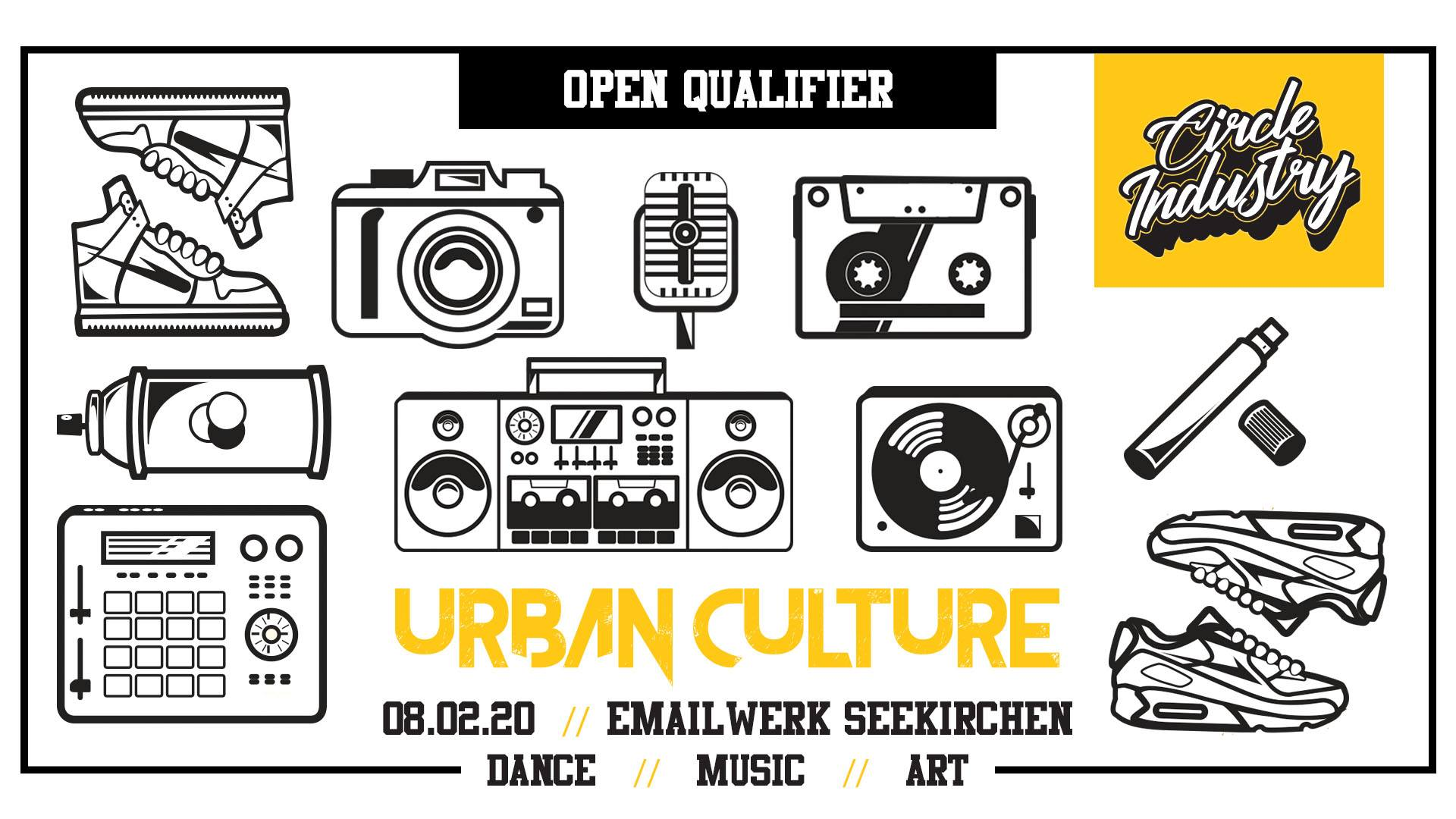 Urban Culture: Circle Industry Qualifier and FIFA 20